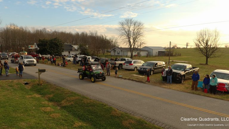 Boyce Christmas Parade 2020 15 scaled